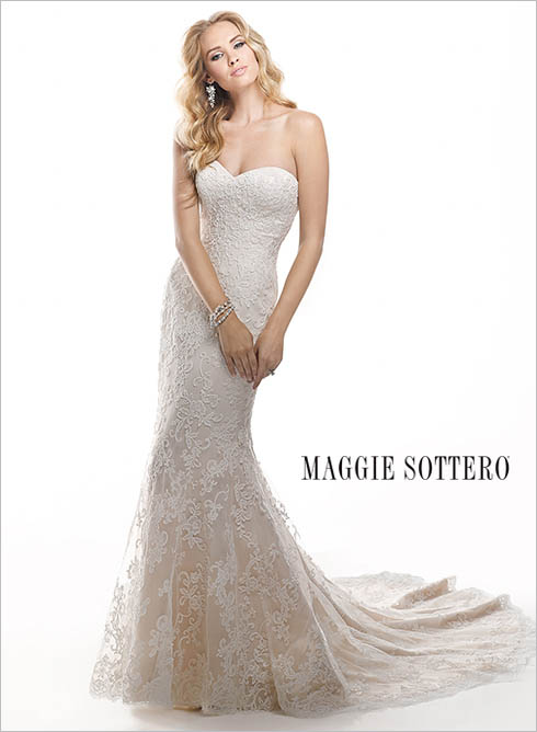 Maggie Sottero Chesney 180 000 Ft